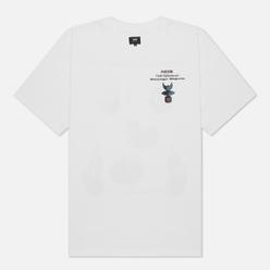 Мужская футболка Edwin Strange Objects White