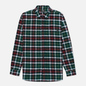 Мужская рубашка Edwin Labour Green/Black фото - 0