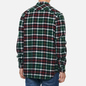 Мужская рубашка Edwin Labour Green/Black фото - 3