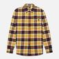 Мужская рубашка Edwin Labour Yellow/Black фото - 0