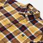 Мужская рубашка Edwin Labour Yellow/Black фото - 1