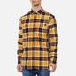 Мужская рубашка Edwin Labour Yellow/Black фото - 2