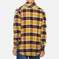 Мужская рубашка Edwin Labour Yellow/Black фото - 3
