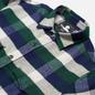 Мужская рубашка Edwin Big Flannel Buffalo Greener Pastures/Navy фото - 1