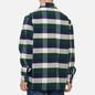 Мужская рубашка Edwin Big Flannel Buffalo Greener Pastures/Navy фото - 3