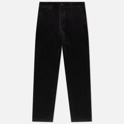 Мужские брюки Carhartt WIP Menson 10.9 Oz Black Rinsed