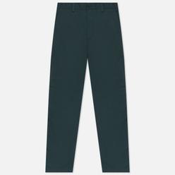 Мужские брюки Carhartt WIP Menson 9 Oz Dark Teal Rinsed