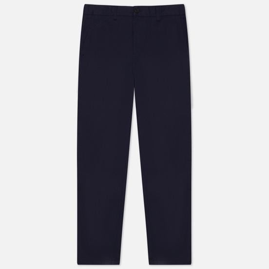 Мужские брюки Carhartt WIP Menson 9 Oz Dark Navy Rinsed