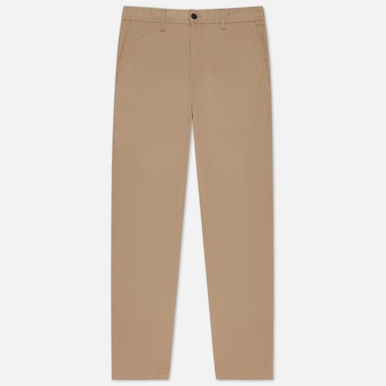 Мужские брюки Carhartt WIP Menson 9 Oz Leather Rinsed