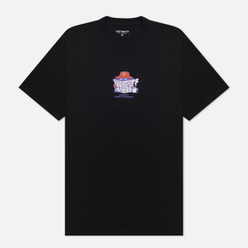 Мужская футболка Carhartt WIP S/S Everything Is Awful Black
