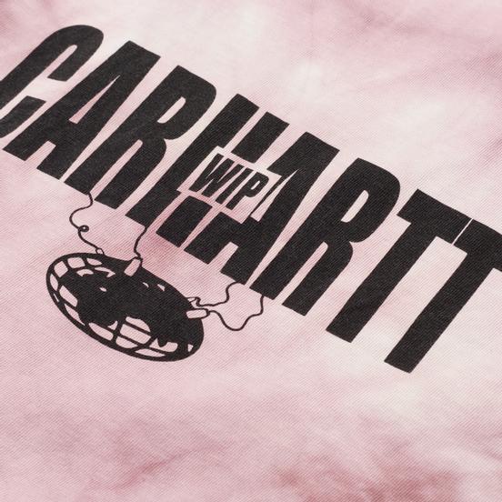 Мужской лонгслив Carhartt WIP L/S Tab Chromo/Malaga/Black