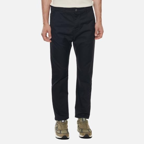 Мужские брюки Edwin Universe CS Twill Poly Cotton 8.6 Oz Black Rinsed