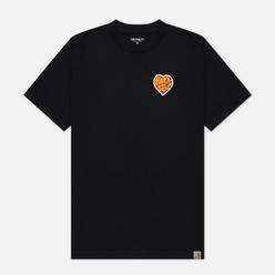 Мужская футболка Carhartt WIP S/S Hartt Of Soul Black