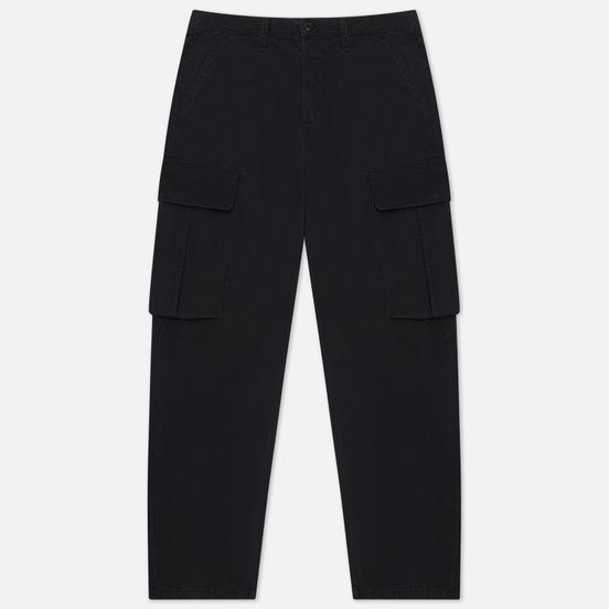 Мужские брюки Edwin Jungle Ripstop Black Garment Dyed Enzyme Wash
