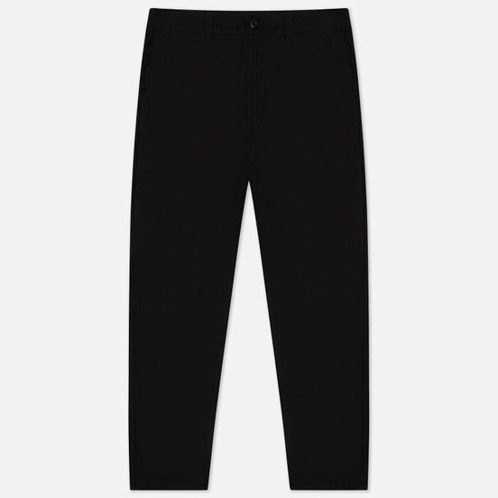 Мужские брюки Edwin Universe Cropped Black Enzyme Washed