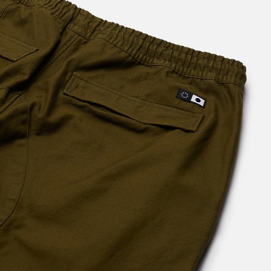 Мужские брюки Edwin Manoeuvre Uniform Green Enzyme Washed