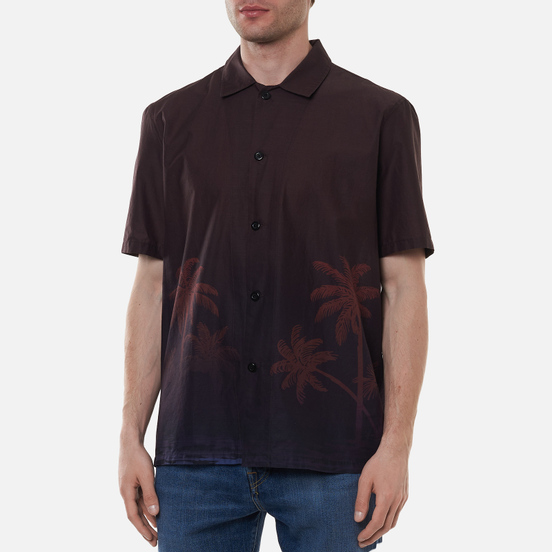 Мужская рубашка Edwin Palmrain Palmrain All Over Print