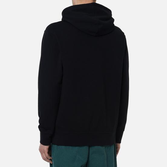 Мужская толстовка Edwin Japanese Sun Hoodie Black Garment Washed