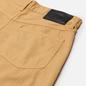 Мужские брюки Edwin 55 PFD Light Cotton Twill 6.8 Oz Curry Garment Dyed фото - 2