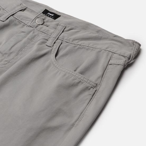Мужские брюки Edwin 55 PFD Light Cotton Twill 6.8 Oz Frost Grey Gament Dyed