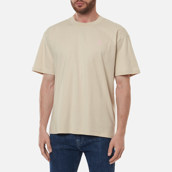 Мужская футболка Edwin Fortress Collage III Pelican Garment Washed