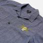 Мужская рубашка Edwin Autonomous Blue Rinsed Softener фото - 1
