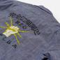 Мужская рубашка Edwin Autonomous Blue Rinsed Softener фото - 2