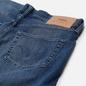 Мужские шорты Edwin ED-55 CS Night Blue Denim 11 Oz Blue Mid Trip Used фото - 2
