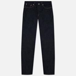 Мужские джинсы Edwin Loose Tapered Kaihara Indigo Blue x White Selvage 11 Oz Blue Rinsed