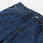 Мужские джинсы Edwin Loose Tapered Kaihara Indigo Blue x White Selvage 11 Oz Blue Mid Used фото - 1