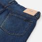 Мужские джинсы Edwin Loose Tapered Kaihara Indigo Blue x White Selvage 11 Oz Blue Mid Used фото - 2