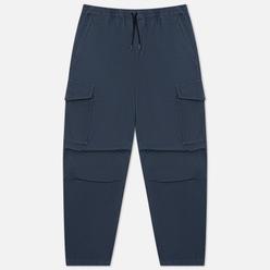 Мужские брюки Edwin Squad Cargo French Navy Garment Dyed Enzyme Wash