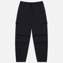 Мужские брюки Edwin Squad Cargo Black Garment Dyed Enzyme Wash