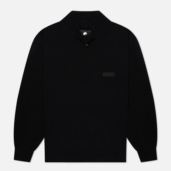 Мужская толстовка Edwin Training Pull-On Black Garment Washed