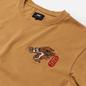 Мужская футболка Edwin Dragon Rabbits Garment Dyed Faded Out фото - 1
