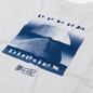 Мужская футболка Edwin Dream Diaries White Garment Washed фото - 2