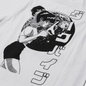Мужская футболка Edwin Dark Vibes White Garment Washed фото - 2