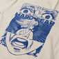 Мужская футболка Edwin Hard Fear Silver Grey Garment Washed фото - 2