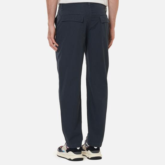 Мужские брюки Edwin Block French Navy Garment Dyed Enzyme Wash