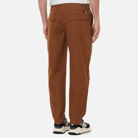 Мужские брюки Edwin Block Rubber Garment Dyed Enzyme Wash