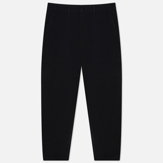 Мужские брюки Edwin Block Black Garment Dyed Enzyme Wash
