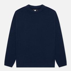 Мужской свитер Edwin Goodwin Navy Blazer Garment Washed
