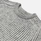Мужской свитер Edwin Roni Crew Off White Garment Washed фото - 1