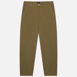 Мужские брюки Edwin Loose Chino Uniform Green Garment Dyed