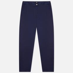 Мужские брюки Edwin Regular Chino Navy Blazer Garment Dyed