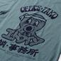 Мужская футболка Edwin Office Tako Tarmac Garment Washed фото - 2