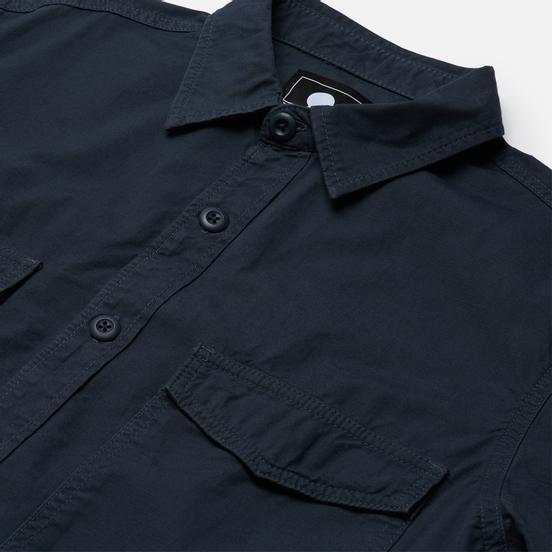 Мужская куртка Edwin Big Ripstop French Navy Garment Dyed Enzyme Wash