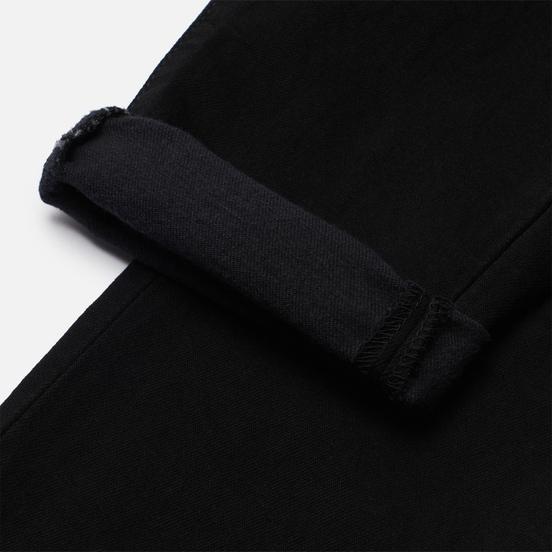 Мужские джинсы Edwin Slim Tapered Kaihara Organic Stretch Black Denim Black Rinsed