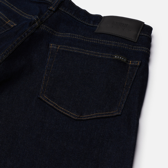 Мужские джинсы Edwin Loose Tapered Jersey Kaihara Motion Denim Blue Rinsed