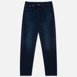 Мужские джинсы Edwin Loose Tapered Jersey Kaihara Motion Denim Blue Dark Used